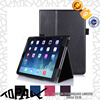 leather tablet cover case for ipad2/3/4 with stylus pen