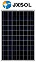 A grade cell high efficiency 200w poly crystalline solar panel