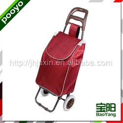 shopping trolley cart good quality promtional trolley