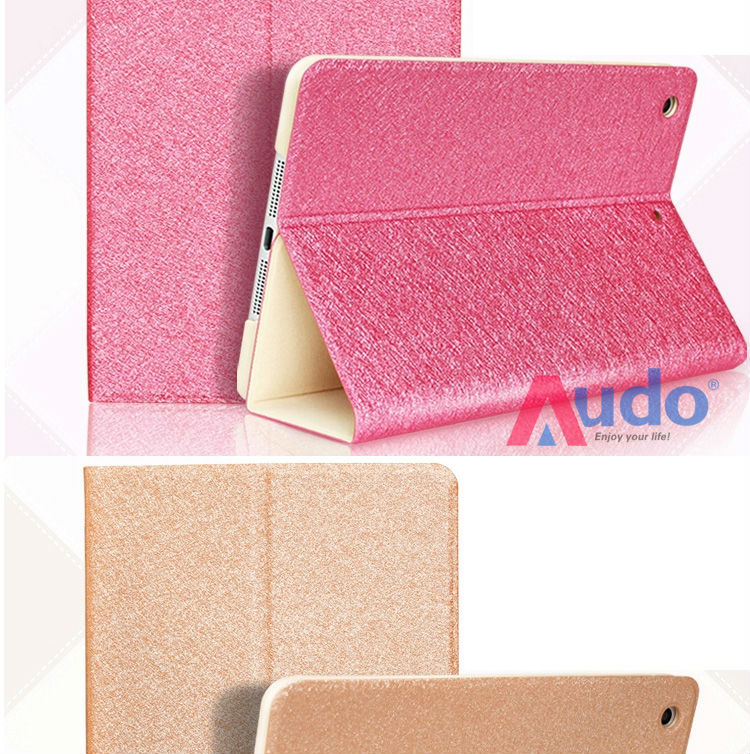 For ipad case wholesale from professional factory,Ultra Slim Magnetic Leather case for ipad case