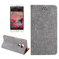 Oxford Cloth Surface Magnetic Horizontal Flip PU Leather Mobile Phone Case for HUAWEI Mate S