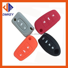 silicone car key cover/ car key remote covers,Soft smart durable high quality fashion colorful car key covers shockproof