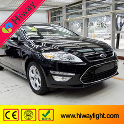 Best selling 12V DRL LED daylight for Ford Mondeo 2010-2012 auto led daytime running light