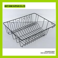 samll MOQ stainless steel kitchen dish rack,wall mounted dish drying rack