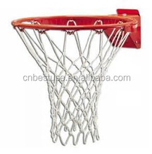 Solid Steel Netball Stand with net