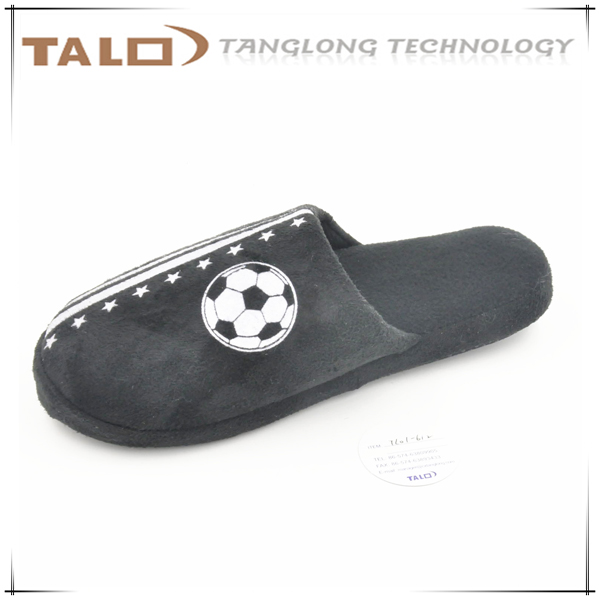 men bedroom slippers with super soft outsole