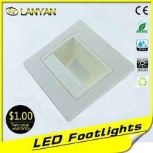 energy saving LED wall lamps with long lifespan household wall lights hot sale from zhongshan factory