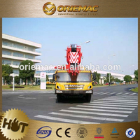 SANY 50 ton mini truck mounted crane 50ton dump truck with crane QY50 for sale