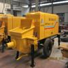 Deutz engineconveying concrete pump with PLC Controler advanced configuration