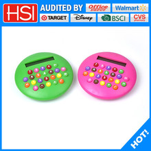 stationery solid color CE Rosh approved gift calculator