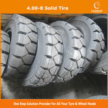 Solid Rubber Tires 4.00-8 Tire Solid Tire