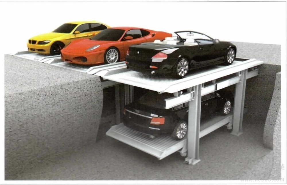 Car lift car lift system home garage car lift html for Residential garage car lift
