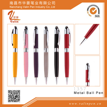 New arrival stationery products pen with logo ballpoint pen brands
