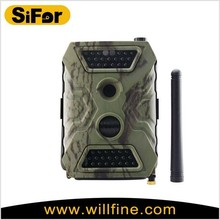 wireless observation camera 2.6CM support GPRS MMS and cellphone remote control via SMS command