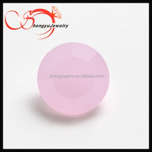opaque light pink gemstones crystals new items 2016