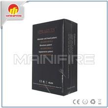 100% Original Sense Atomizer SUB OHM 0.2ohm 0.6ohm Tank Stainless Steel Herakles By Sense