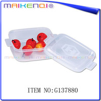 Wholesale Fashion Design Plastic Container Frozen Food Packaging