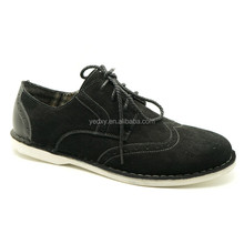 Competitive price casual shoes wholesale made in china men's suede leather