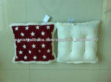 2013 nueva moda suave de la felpa cojín del asiento