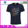 2015 Hot Sale Microfiber Dri Fit Tshirt Rouned Neck Seam Mans T Shirt Sports T-shirt