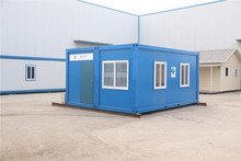 Favorites Compare economical prefab new style flat pack prefab container houses for living and office