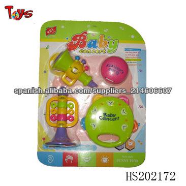 super y la venta caliente juguetes para bebés tradicional bebé sonajero