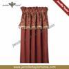 Hot selling decorative curtain deign new model