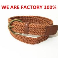 2015 New Fashion Ladies /Women /children PU Belt, Waist Belts woman for kids classic PU belt buckle lead free
