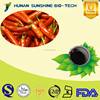 natural botanical extract Capsicum oil Paprika Oleoresin for Natural Chilli red color pigment