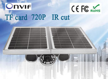 Mesbang 2015 outdoor 720P onvif wifi wireless IP cctv battery solar power camera