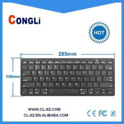 Most popular Universal bluetooth keyboard,with scissors keys