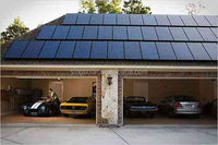 4.5KW Rural Area Use Solar Power System