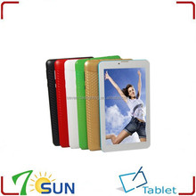 """7"""" Android 4.2 3G Dual SIM GSM Call Phablet Tablet PC 4GB Dual Core Cam Bluetooth GPS 3g tablet"""