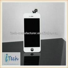 2013 New China Hot Wholesale For Apple iPhone 5 LCD With Digitizer and Back Cover Replacement----white