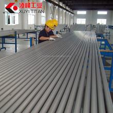 Factory supply ASTM B338 cp grade 2 titanium tube