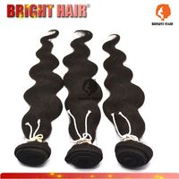 Wholesale One donor young girl Virgin hair weave Human hair weft