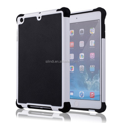 Low price football tpu plastic case back cover case for ipad mini case for ipad2/3/4/5