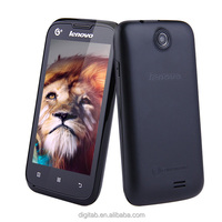 Low price Lenovo A300T single core 4.0 Inch Unlocked Single sim card Android mobile phone