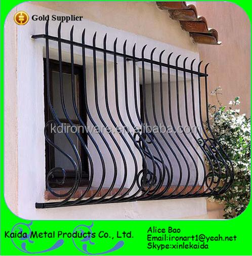 Grills for balcony designs joy studio design gallery for Simple balcony grill design