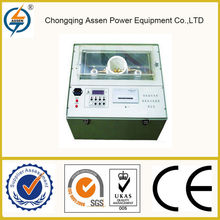Easy to control direct producer of transformer oil dielectric strength tester