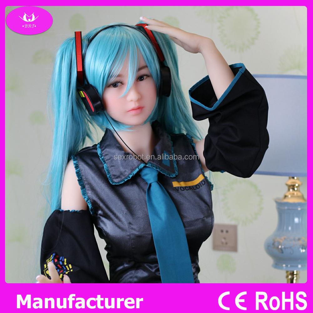 165 CM de tamaño natural muñeca del sexo de anime juguete del sexo para el hombre con el calor y el sonido CE RoHS estándar