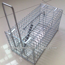 high quality make live animal trap(professional factory)
