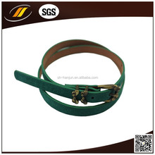 Women artificial leather belt for wholesale