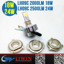 Liwin Good Price 350z headlight 12v led lights motorcycle