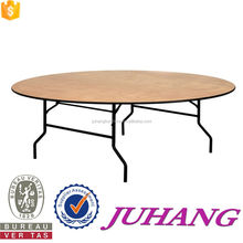 Folding melamine dining table folding table in furniture
