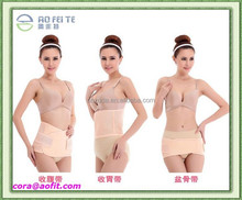3 in 1 Post Natal C-Section Abdominal Support Band Weight Loss Belt Belly Wrap