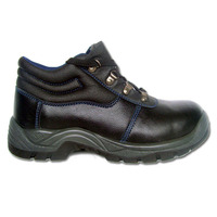 Working Protective high ankle safety shoes