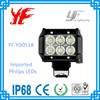 factory wholesale 4inch 18w LEDs offroad 4x4 ATVs SUV UTV truck led light bar THE LOWEST PRICE ON ALIBABA