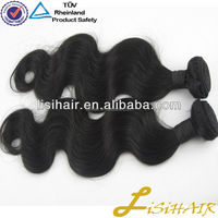 Natural can be dye can be bleach virgin brazilian hair free sample