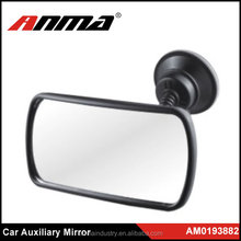 Black Car Mirror Side View Blind Spot Mirror Auxiliary Rear View Mirror With High Quality